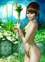 Jewel of the Meadowlands by RavenMoonDesigns