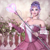 Hearts of Whimsy by RavenMoonDesigns