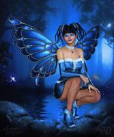 Twinkly Magic Nights by RavenMoonDesigns