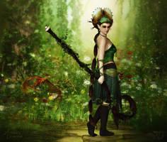 Woodland Wanders by RavenMoonDesigns