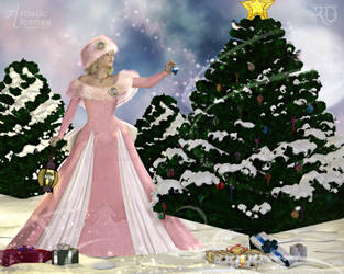 The Enchantment of Yuletide by RavenMoonDesigns