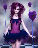 Dark Amusement by RavenMoonDesigns