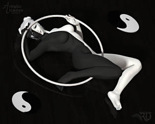 Yin - Yang by RavenMoonDesigns