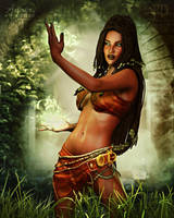 The Sekrets of Obeah by RavenMoonDesigns