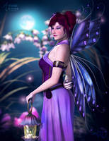 Keeper of the Gardens by RavenMoonDesigns