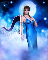Muse of Melodies by RavenMoonDesigns
