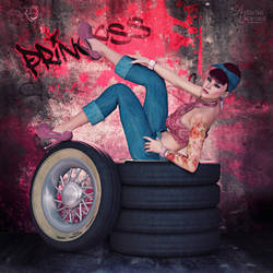 The Mechanic's Princess by RavenMoonDesigns