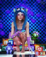 Little Monsters by RavenMoonDesigns