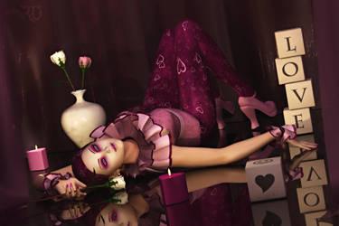 Love Pierrette by RavenMoonDesigns