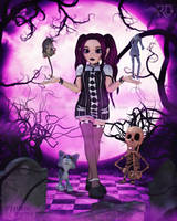 Peculiarly Odd by RavenMoonDesigns