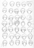 hair - fellas - reference by aimfortheheart