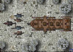 Winter War Wagon by Bogie-DJ