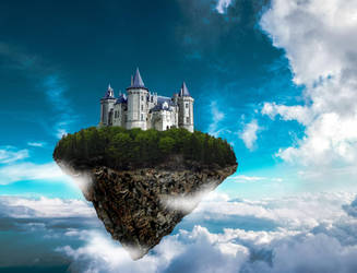 Islands in the Sky by Bogie-DJ
