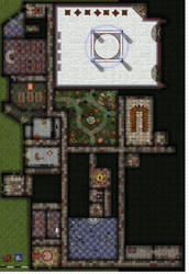 Palace Of The Silver Princess Level 2 Bogie-70dpi- by Bogie-DJ