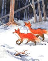 On The Hunt by KelliRoos