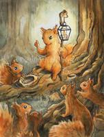 Twilight Tall Tales by KelliRoos