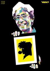 Pak Wedha by Yusuf-Graphicoholic