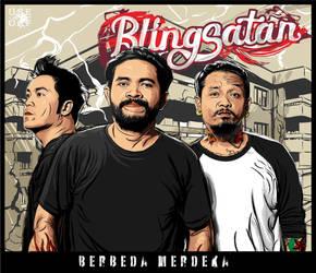 Berbeda Merdeka by Yusuf-Graphicoholic