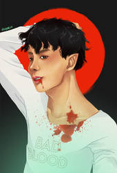 BAD BLOOD by fox-bro