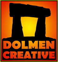Dolmen Creative Logo by quellion
