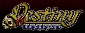 Destiny RPG Logo by quellion