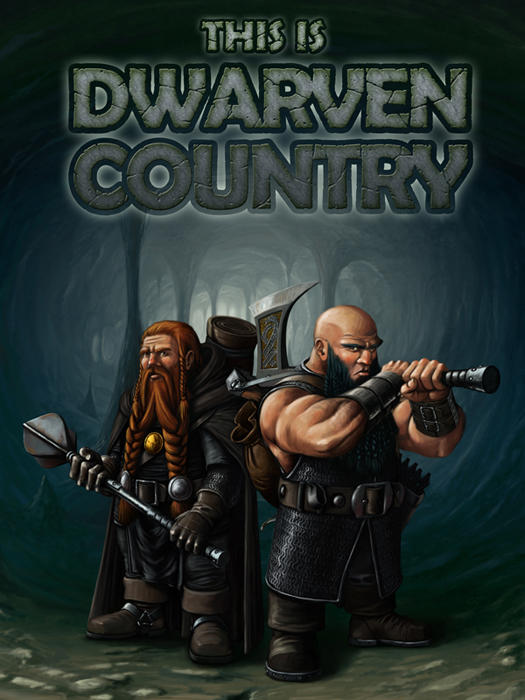 This is Dwarven Country by quellion