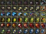 Deadland: 3000 Shoulder Pads by quellion