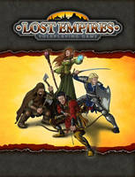 Lost Empires Cover by quellion