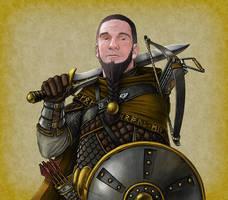 Dwarf by quellion