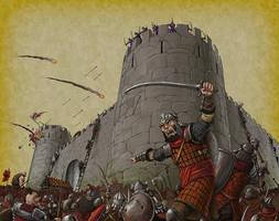 Siege by quellion