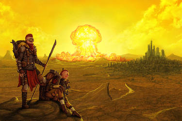 Deadlands3000WebsiteBG by quellion