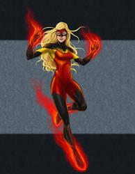 Firebird by quellion