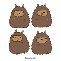 Fluffy Chocolate by Daieny