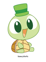 Happy Turtle by Daieny