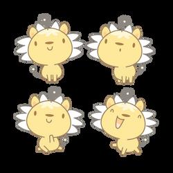 Chibi Dandelion by Daieny