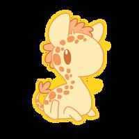 Giraf by Daieny