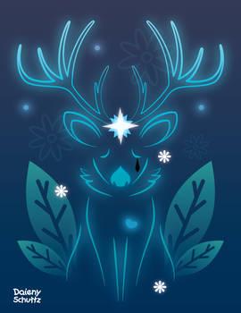 Deer Spirit by Daieny