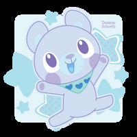 Cutie Bear by Daieny