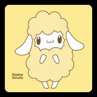 Fuwa Sheep by Daieny