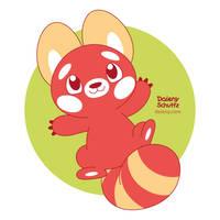 Redy Panda by Daieny