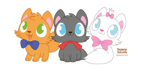 Aristocats by Daieny