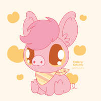 So Cutie Pig by Daieny