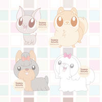 Petshopdogs by Daieny