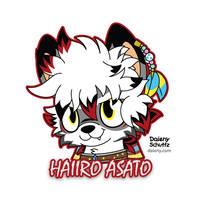 Haiiro Asato by Daieny