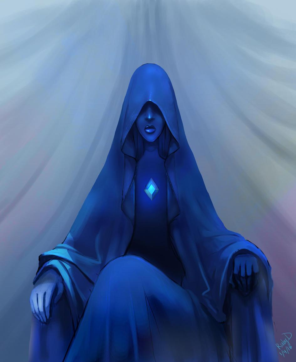 Blue Diamond by rubyd