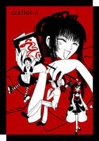 xxxHolic - tell me a story by rubyd