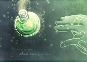 Potion Love by rubyd