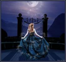 The Moon Holds Magic by M-I-R-I-E-L