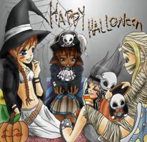 Halloween by tei-za