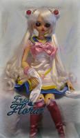 Sailor moon BJD (ersa flora) by ersaflora